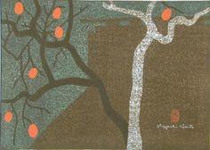 Kiyoshi Saito: Autumn in Saga, Kyoto, 1967