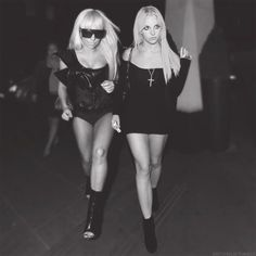 Britney Spears Lady Gaga