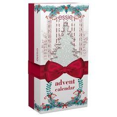 Essie Nail Polish Advent Calendar 24 Day Christmas Countdown