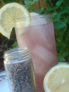 Lavender Lemonade Allrecipes.com