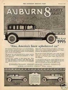 Auburn Cars (1926)