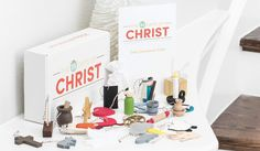 Introducing devotional, family traditions with a Christian focus that celebrate the true meaning of Christmas, Thanksgiving, and Easter holidays.