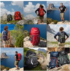 High quality hiking backpack with airflow back panel with hydration system for your easy hiking ,camping and mountaineering.