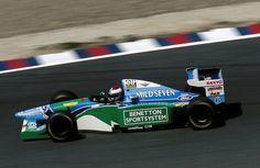 1994 Benetton B194 - Ford (Jos Verstappen)
