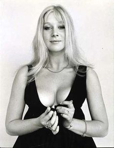 15.) Helen Mirren - before she realized that she would be beautiful for decades