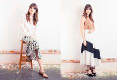 "Kika Simonsen respira slow fashion com roupas nobres a ""preços justos"""