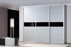 Resultado de imagen de puertas armarios correderas de cristal