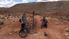 Top Moab Mountain Bike Trails For Kids