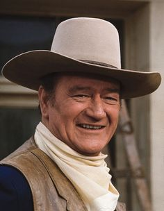 """""""Tomorrow is the most important thing in life. Comes into us at midnight very clean. It's perfect when it arrives and it puts itself in our hands. It hopes we've learned something from yesterday."""" - JOHN WAYNE"""
