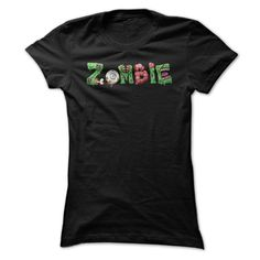 Zombie - Body Parts Slogan T Shirt and Hooded Top   For Sale At http://shirtminion.com/zombieslogan