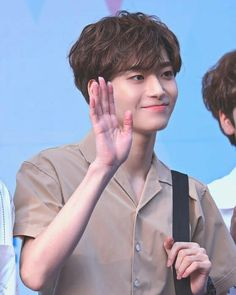 #02. | jungmo-gu👽 (190630 / PRODUCE X 101 Blue Carpet Ceremony)