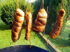 Wędzonki domowe Smokehouse, Polish Recipes, Smoking Meat, Sausage Recipes, Charcuterie, Asparagus, Carrots, Gluten Free, Vegetables