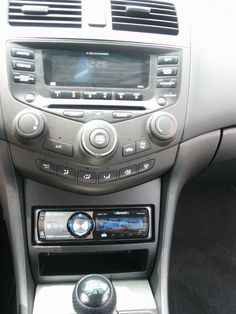 2005 accord double din lower google search accord 2005. Black Bedroom Furniture Sets. Home Design Ideas