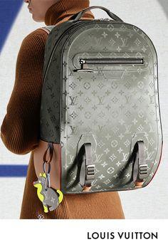 fc0638b09c44d Louis Vuitton Men s Fall Winter 2018 Collection. Herren Herbstmode