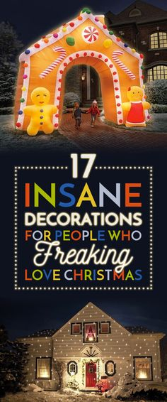 17 Insane Decorations For People Who Freaking Love Christmas