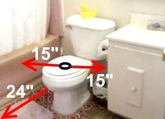 Plumbing Rough-In Dimensions for Bathroom Sinks, Showers, and Toilets Rough-In Toilet Dimensions For Your Bathroom Remodel: List of Toilet Rough-In Dimensions Mold In Bathroom, Bathroom Plumbing, Bathroom Toilets, Small Bathroom, Master Bathroom, Bathtub Shower, Bathroom Cabinets, Restroom Cabinets, Bath Tubs