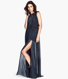 Chiffon Dress by H&M