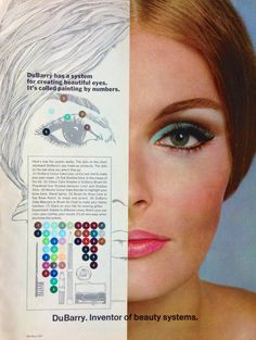 "Du Barry ""Beauty Systems"" Ad, 1967"