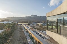 South Korean studio CoRe Architects has transformed a former military bunker in Seoul into a creative hub for the local community. Lotte World, Korean War, Cultural Center, Grand Tour, Bunker, Community Art, The Locals, Railroad Tracks, Seoul