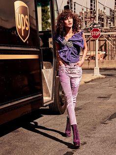 Catherine McNeil   Allure Magazine USA Dezembro 2016   Editoriais - Revistas de Moda