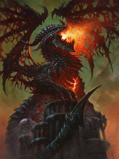 Deathwing, Dragonlord - Hearthstone: Heroes of Warcraft Wiki