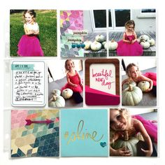 Surrounded by Pink: September Moodboard inspo from Jot!