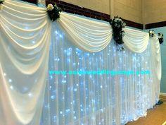 saxophones table decorations | Rosarios blog: Romantic wedding dresses captivating spoken word in ...