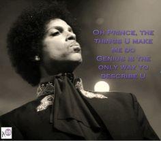 Prince The Genius