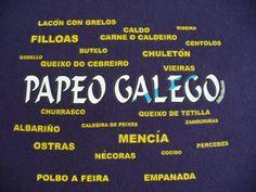 Papeo Galego #Galicia