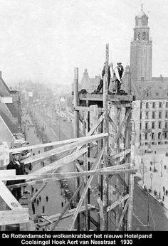 #Rotterdam #1930 #coolsingel