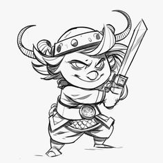 Just for fun! Viking Character, Character Poses, Character Sketches, Character Design Animation, Character Drawing, Character Illustration, Illustration Art, Cartoon Sketches, Cartoon Styles