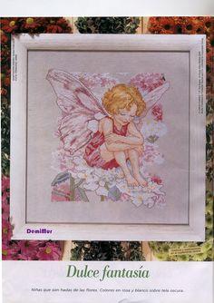 "C.M.Barker - ""The Candytuft fairy"", v.2 - 1"