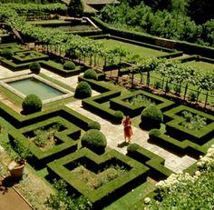 Giardino della Badia, Gaiole in Chianti ,Siena - gorgeous gardens. I would love to walk here. #monogramsvacation