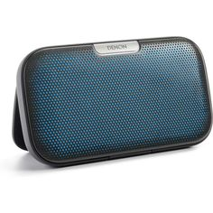 Denon DSB200 Envaya™ Portable Bluetooth® speaker with interchangeable grille cloths (Black)