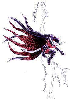 Octopussycat, Dark Knight style World Wildlife Federation, Dark Knight, Animals, Art, Style, Art Background, Swag, Animales, Animaux