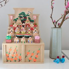 1st hina matsuri by plainliving, via Flickr