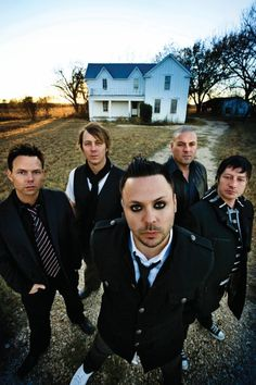 My favorite band to listen to in my car, at the gym, live in concert, in my head & just about anywhere!