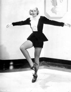 eleanor powell tap dancing | pictured eleanor powell in the film ...