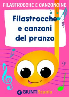 Filastrocche e canzoni del pranzo. Musiche e testi Canti, My Children, Activities For Kids, Education, Logos, Mamma, Routine, App, Alphabet