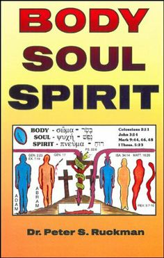 Body, Soul, And Spirit by Dr. Peter S. Ruckman. $1.80
