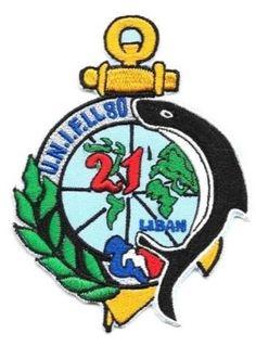 France Navy Lebanon Naval Commando 21st Regiment Infantrie de la Marine Liban