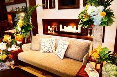 【結婚式レポ】テーマはトロピカルビーチ&南国リゾート!大切な人たちと作り上げたカラフルウェディング!