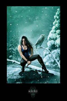 "Tony Mauro Art - Cover of ""Night Seeker"" (The Indigo Court series, by Yasmine Galenorn Fantasy Books, Fantasy Artwork, Yasmine Galenorn, Book Cover Art, Book Covers, Fantasy Illustration, Catwoman, Erotic, Romance"