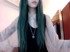 (5) dyed hair | Tumblr
