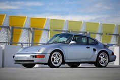 Jerry Seinfeld Auktion Porsche 964 3,6 S Flachbau