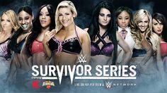 Emma Naomi Alicia Fox & Natalya vs Paige Cameron Summer Rae & Layla