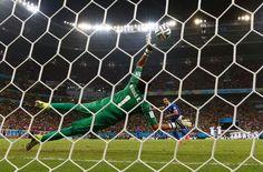 Costa Rica 1 - 1 Grecia (Penales 5 - 3)