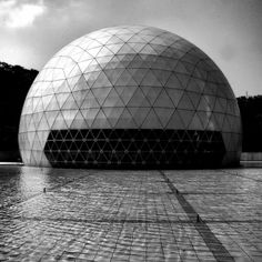 Once the biggest planetarium in the world Ehime, Science Museum, Pilgrimage, Modern Architecture, Amazing Photography, Temple, Louvre, Japan, World