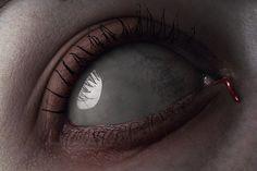 Kimaris's eyes