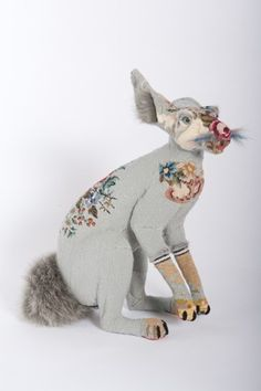 Tapestry Taxidermy - Frederique Morrel